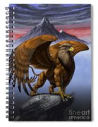Gryphon Spiral Notebook