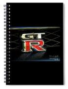 Gtr Grill Spiral Notebook