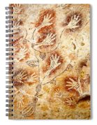 Gua Tewet - Tree Of Life Spiral Notebook