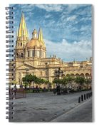 Guadalajara Cathedral Spiral Notebook