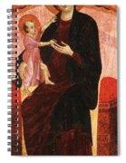 Gualino Madonna Spiral Notebook