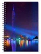 Guangzhou Tv Tower 1 Spiral Notebook
