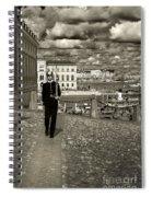 Guard Duty Spiral Notebook