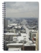 Guardian Building View Spiral Notebook