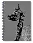 Guardian ... Spiral Notebook
