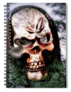 Guardian Of The Forest2 Spiral Notebook