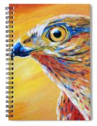 Guardian Spirit Spiral Notebook