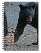 Guarding Her Cubs Spiral Notebook