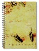 Guarding Histories Untold Spiral Notebook