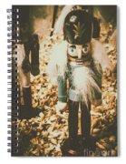 Guards Of Nutcracker Way Spiral Notebook