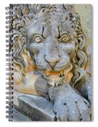 Guards Of The Grand Master.  Spiral Notebook