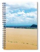 Guayas River View Spiral Notebook
