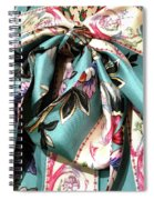 Garden Bow Spiral Notebook