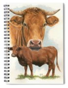 Guernsey Spiral Notebook