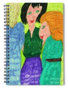 Guests Spiral Notebook