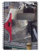 Guggenheim Bilbao Museum IIi Spiral Notebook