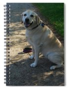 Guide Dog Spiral Notebook