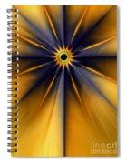 Guiding Star Spiral Notebook