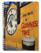 Guinness Beer 2 Spiral Notebook