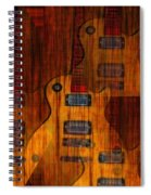 Guitar Army Spiral Notebook
