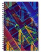 Guitar Revolution Spiral Notebook