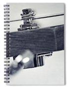 guitar V Spiral Notebook