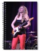 Guitarist Ana Popovic Spiral Notebook