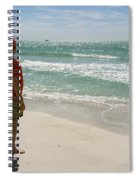 Gulf Dreams Spiral Notebook
