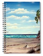 Gulf Dunes Spiral Notebook