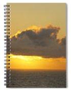 Gulf Of Alaska Spiral Notebook