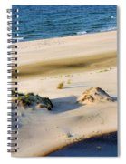 Gulf Of Mexico Dunes Spiral Notebook