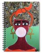Gummy Spiral Notebook