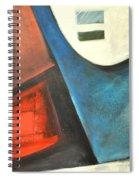 Gumshoe Spiral Notebook