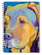 Gunner Spiral Notebook