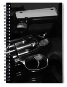 Guns And More Guns Spiral Notebook