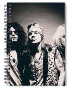 Guns N' Roses - Band Portrait Spiral Notebook
