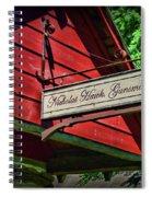 Gunsmith Spiral Notebook
