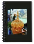 Gurdwara Dome Spiral Notebook