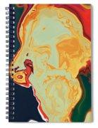 Gurudev Spiral Notebook