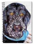 Gus Spiral Notebook