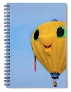Gus T Guppy Spiral Notebook