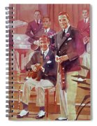 Guy Lombardo The Royal Canadians Spiral Notebook