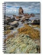 Gwenfaens Rock Spiral Notebook