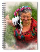 Gypsies, Tramps And Thieves Spiral Notebook
