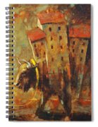 Gypsy Life Spiral Notebook