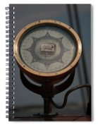 Gyro Compass Repeater Spiral Notebook