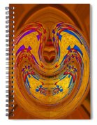 Ha Ha Ha  - Isn't It Funny Spiral Notebook