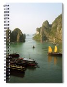 Ha Long Bay Spiral Notebook