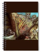 Habitat-can We Share? Spiral Notebook
