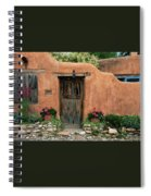 Hacienda Santa Fe Spiral Notebook